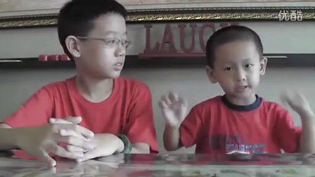 爆笑新加坡英语,小孩扮演新加坡部长
