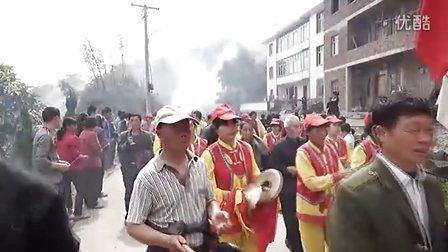 福建省永春县锦斗镇丘峰岩祖师爷长坑保巡洋庆典02