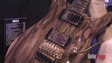New Carvin DC7X, SCB6 and More [NAMM 2014]