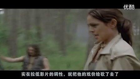 老湿乱谈烂片无国界第二弹(史前巨鳄3)