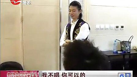 郭一凡《声动亚洲》中国区总决赛在即台前紧张台下欢乐多