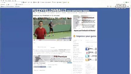 04.Roger Federer Rallying in HD