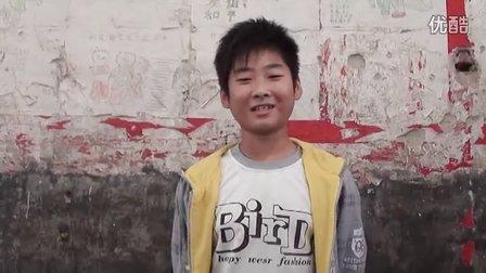 【拍客】实录山区中学男生送给老师感激的话语--2012感恩