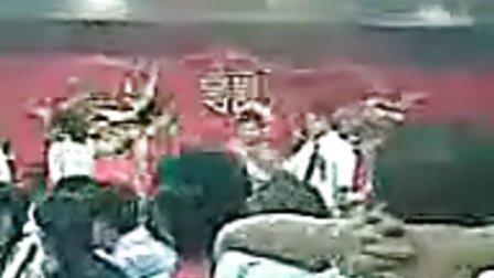 咱东北人在三亚举行婚礼