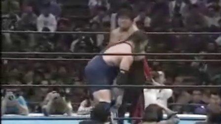 1994.03.21 新日本摔角 橋本真也 vs 史考特.諾頓(IWGP)
