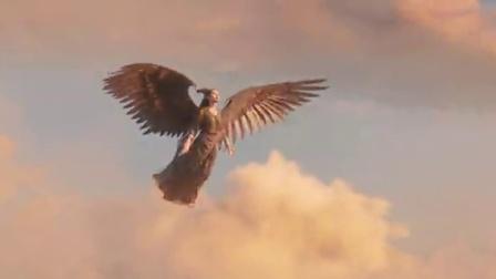 《沉睡魔咒》片段3-展翅翱翔