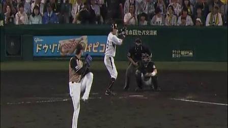 20140618 哈姆vs阪神 大谷甲子园初胜投