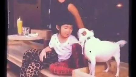【粉红豹】曹格女儿包子姐姐曹华恩(grace):和妈妈,小狗!