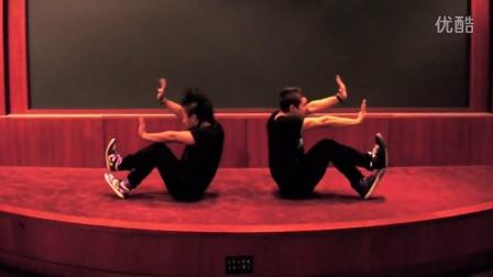 【粉红豹】编舞大师_PacMan神级作品《没有观众》_hiphop_手指舞