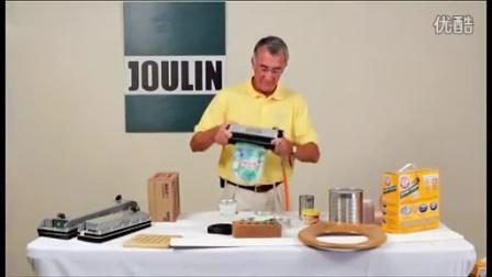 JOULIN Plug and Pick 海绵吸具抓取各种物品演示