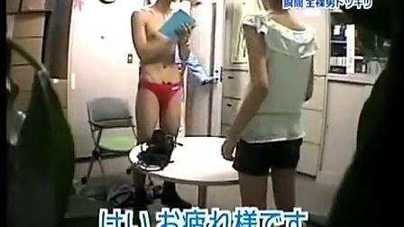 日本整人节目--美女看到帅哥裸体后的第一反应是什么,爆笑