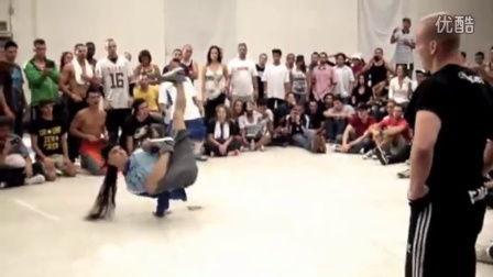 【粉红豹】B-Boy Bebe Ground Zero Crew - Miami, FL breaking