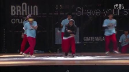 【粉红豹】BOTY 2011 - SHOWCASE - GUATEMAYA CREW(危地马拉)