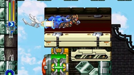 PS『Rockman X5』X