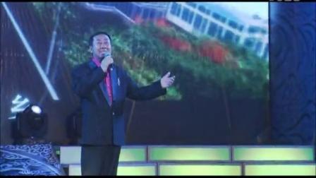 重庆电视台16频道播出大型晚会《龙兴我的家园》现场主题歌龙兴我的家园 演唱马伟光