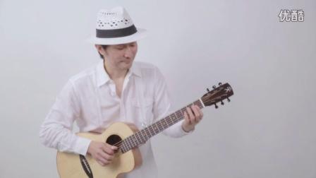 董运昌 《下午3点40分》 吉他指弹 / Fingerstyle演奏 | aNueNue彩虹人 M100