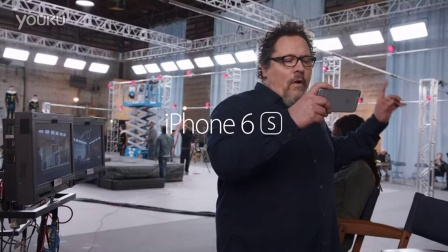 Apple - iPhone 6s - On the Set