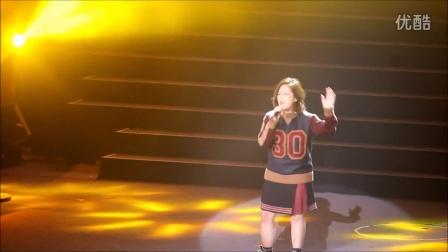 【饭拍版】卫兰 Janice 给我一个理由忘记 @ QQ音乐跨年演唱会