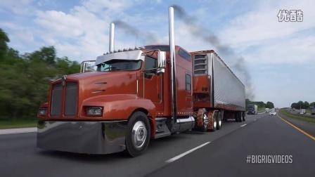 国外酷炫大卡车 Sweet Rides Logistics - Redneck Low