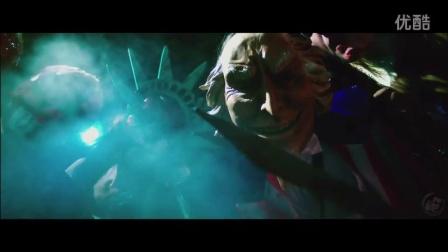 恐怖科幻片《人类清除计划3》新款预告片