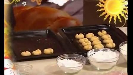 玛格丽特小饼与葡萄干小酥的制作