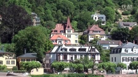德国新天鹅石城堡 海德堡游 Germany 2015,5