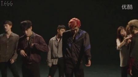 【米奇】EXO LOTTO MV拍摄花絮【中字】