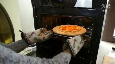 薄底披萨的做法