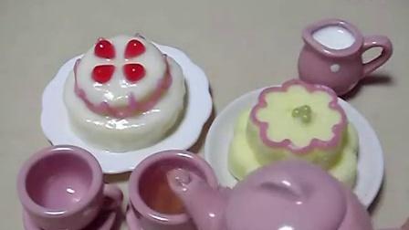 【Amyt时尚世界】日本食玩_可食 迷你小蛋糕🎂~\(≧▽≦)/~