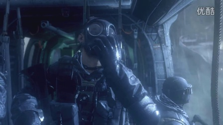 1080P《使命召唤:无尽战争》附MW重置版发售预告片