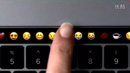 MacBook Pro Touch Bar 介绍视频