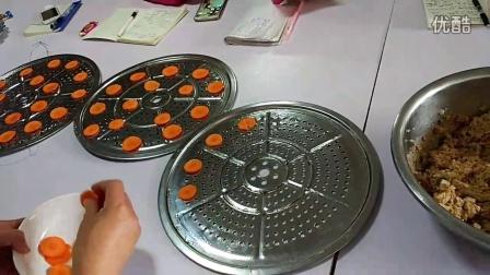 吴沩慧录 齐老师讲解灌汤包 虾仁饺子馅 做法 得耳布尔