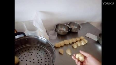 家庭装玉米窝窝头自发粉预拌粉杂粮包子馒头馍馍制作技巧流程方法1