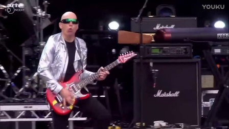 Joe Satriani--(2016)LIVE at Hellfest 音乐节
