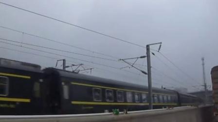 火车视频集锦——宁局视频54(开学篇)