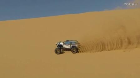 2017沙漠野跑 Traxxas Summit 拍摄编辑上海宝山RC模型(Mars)
