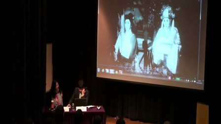 任剑辉艺术公开讲座 2015 Talk on the Rendition of Yam Kim Fai pt1