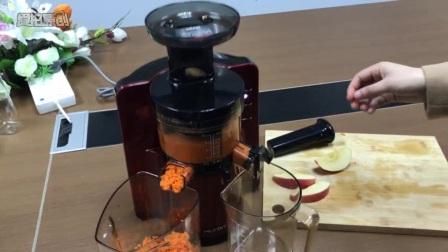 惠人原汁机好用吗?韩国HUROM榨汁机三代榨汁亲测实拍(原装进口升级款HU18WN3L)