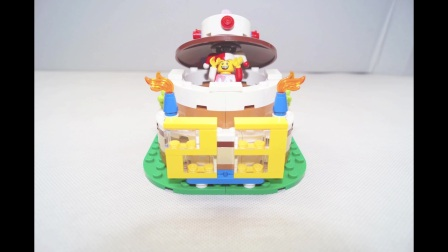 lego 乐高生日蛋糕40153拼装