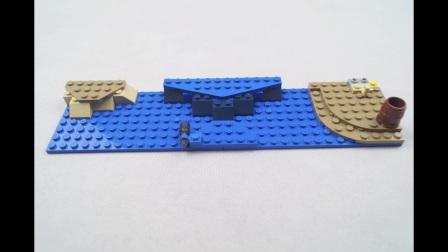 LEGO CHESS乐高国际象棋40158 拼装