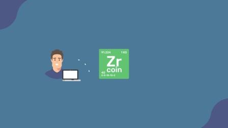 ZrCoin-全球首个由真实商品背书的区块链期权