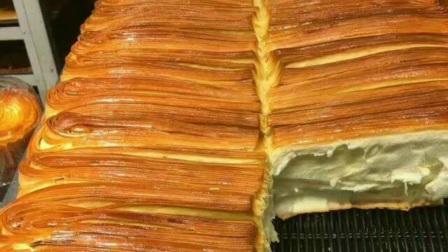 巧克力面包打面制作蓝麦技术
