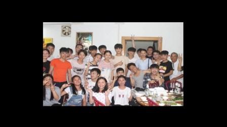 广西梧州农业学校15计算机4班毕业季