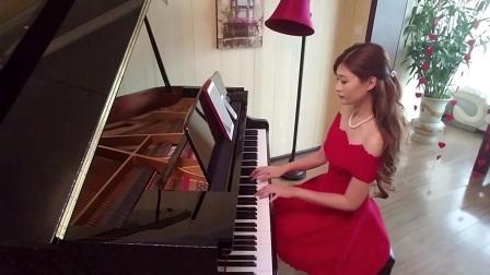 告白气球钢琴演奏 李尼尔_tan8.com