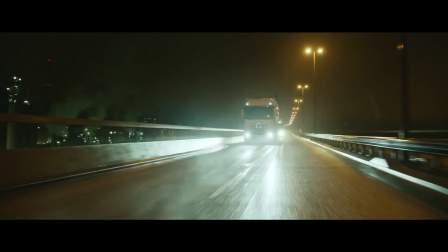 戴姆勒-奔驰车联网Fleetboard 崭新品牌宣传片 THANK YOU.