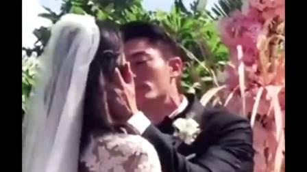 霍建华林心如结婚婚礼整整亲了1分钟!
