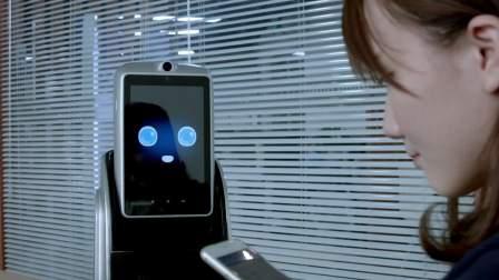 PadBot X1派宝商用机器人功能演示-人工远程应答