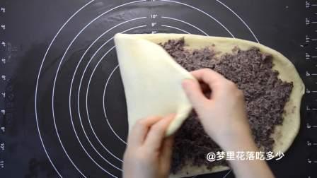 酸奶豆沙手撕面包的做法