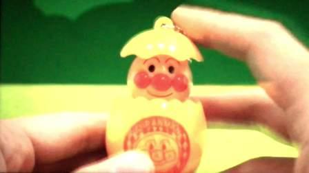 【Happy face】【Children】面包超人 面包巧克力 面包跳跳蛋玩具