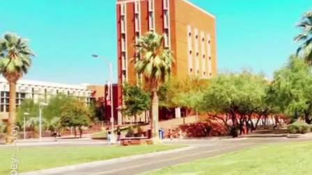 周五的亚利桑那大学